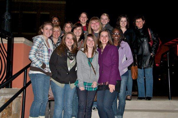 The Freshman 15 Retreat. Lake Pointe Church